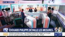 L'édito de Christophe Barbier: Edouard Philippe détaille les mesures
