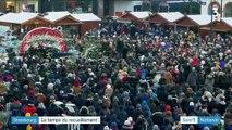 Hommage émouvant aux victimes de l'attentat de Strasbourg