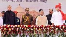 Ashok Gehlot & Sachin Pilot take oath as CM and Deputy CM of Rajasthan | OneIndia News