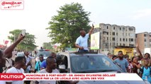 Municipales à Port-Bouët : Dr. Emmou Sylvestre déclaré vainqueur par la CEI locale avec 62,55% des voix