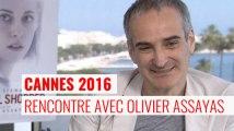 """Cannes 2016 : Olivier Assayas perce les mystères de """"Personal shopper"""""""