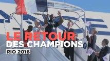 JO de Rio : le retour des champions