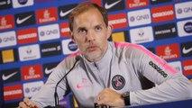 Replay : Conférence de presse avant Orléans-Paris Saint-Germain