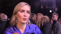 Emily Blunt hat sich dazu entschlossen, 'Mary Poppins' erst zu sehen, nachdem sie das Sequel gedreht hat