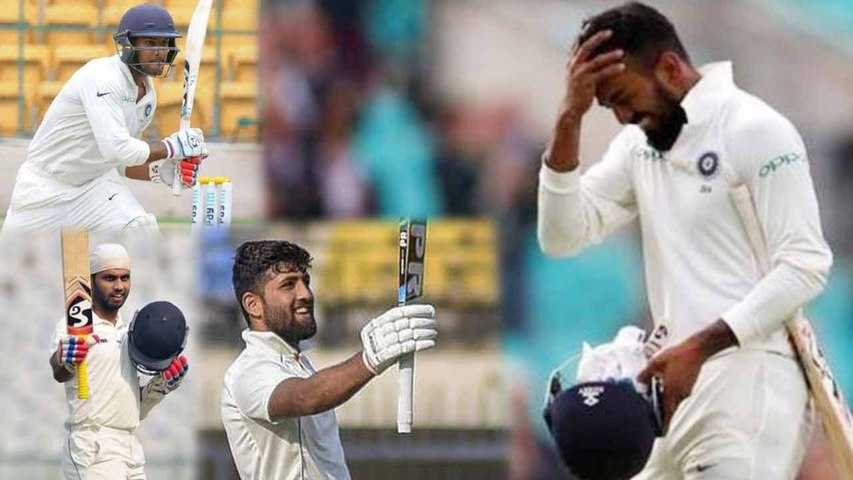 India Vs Australia: These players should replace out of form KL Rahul | वनइंडिया हिंदी