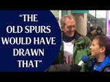 Tottenham 1 Burnley | The Old Spurs Would Have Drawn That | Fan Cam
