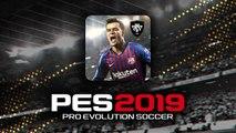 PES 2019 Mobile - Trailer de lancement