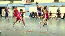 Sports : Basket NF2, Gravelines vs DMBC - 17 Décembre 2018