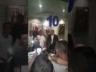 ازدحام شديد علي سعد الصغير في فيلم امان ياصاحبي