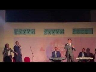 سعد الصغير من مهرجان الفجيره الدولي