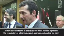 Eng Sub: Barcelona and Atletico Madrid react to UCL last 16 draw
