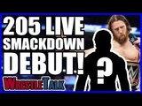 WWE 205 Live Star DEBUTS On Smackdown Live! WWE Smackdown Live Dec. 11 2018 Review