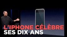 Quand Steve Jobs présentait le premier iPhone d'Apple