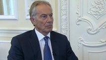 EU chiefs should prepare for second Brexit referendum, ex-UK PM Tony Blair tells Euronews