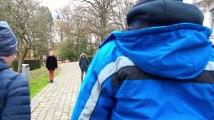 Le film des élèves de la Court'Echelle à Andrimont sur le harcèlement scolaire