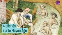 4 clichés sur le Moyen Âge
