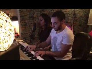Almas - Mwgo3 Glby (cover) موجوع قلبي  غناء: الماس| بيانو الموزع : محمد عاطف الحلو