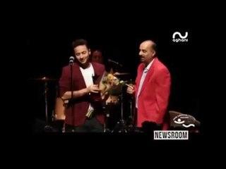 """لقاء """" حماده هلال """" فى قناة اغانى بعد حصوله على لقب """"نجم العرب"""" 2017"""