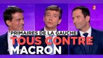 Primaire de la gauche : tous contre Macron !