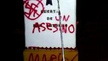 Vox denuncia pintadas amenazantes contra Morante de La Puebla en su finca