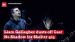 Liam Gallagher Belts It Out In New Gig