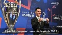Ligue des champions: PSG face à Manchester United en 8es