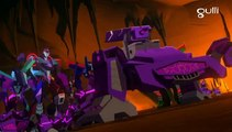 Transformers - Cyberverse - Saison 1, Episode 18 Eruption