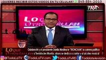 Temistocles Montas debe dedicarse a cantante!!!-tra-video
