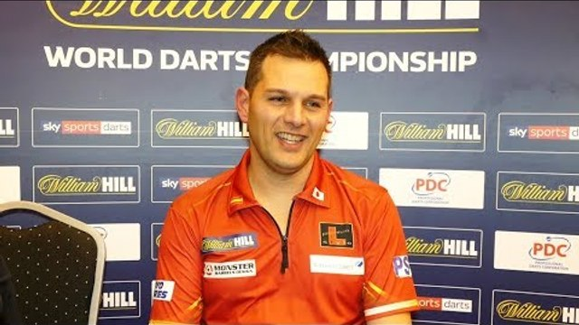 Toni Alcinas : 'It's not one of my biggest Wins but its up there' |Beat Peter Wright 3-1