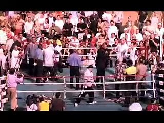 Celebrity Boxing - Jose Canseco vs Vai Sikahema