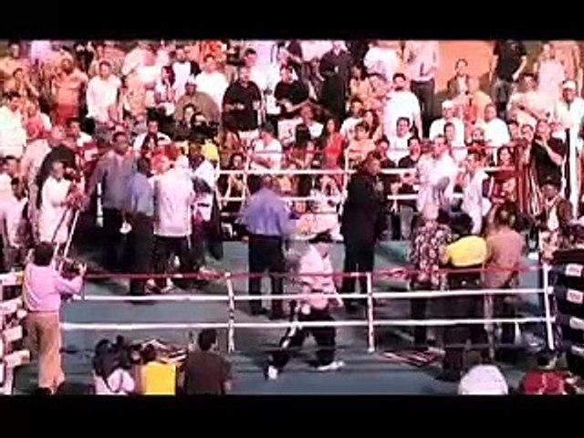 Celebrity Boxing - Jose Canseco vs Vai Sikahema