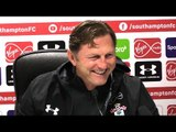 Southampton 3-2 Arsenal - Ralph Hasenhuttl Full Post Match Press Conference - Premier League