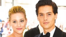 Lili Reinhart and Cole Sprouse's CUTEST Bughead Instagram Moments!!