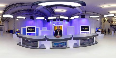 Le Smart Studio en 360°