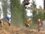 [MOTOCROSS] Travis Pastrana - Training at Double Backflip