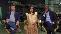 """IR Interview: Matt Lanter, Abigail Spencer & Malcolm Barrett For """"Timeless"""" [NBC-Series Finale]"""