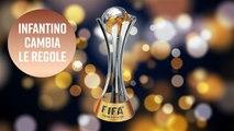 Gianni Infantino rivoluzionerà il calcio?