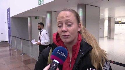 """Jill Boon : """"Avant la finale, j'ai dit à Tom de profiter et s'amuser"""""""