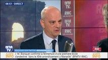 Jean-Michel Blanquer prévoit d'augmenter le nombre d'heures supplémentaires des enseignants