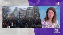 Actu plus - Les un an de la coalition droite-extrême/droite en Autriche