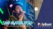 Chan Millanes - Sana Ngayong Pasko (Live Performance @Christmas Time Album Launch)