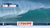 les meilleurs barrels de la dernière journée du Pipe Masters 2018 - Adrénaline - Surf
