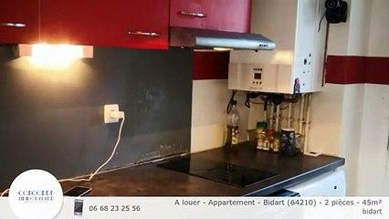A louer - Appartement - Bidart (64210) - 2 pièces - 45m²