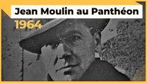 Transfert des cendres de Jean Moulin au Panthéon