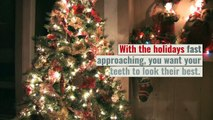 Zoom Teeth Whitening and Dental Care Tips for the Holidays