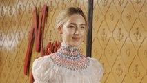 Saoirse Ronan: les fake news étaient déjà un problème à l'époque des Tudor!