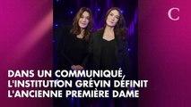 PHOTOS. Carla Bruni-Sarkozy inaugure sa statue de cire au Musée Grévin… Et elle est plutôt réussie !
