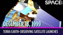 OTD in Space - Dec. 18: NASA Launches Terra Earth-Observing Satellite