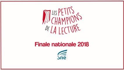 Finale des Petits champions de a lecture 2017-2018, à la Comédie Française - lecteurs.com
