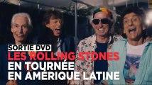 Regardez la tournée des Rolling Stones en Amérique latine